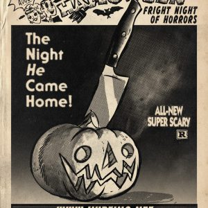Hvrting's Halloween Fright Night of Horror
